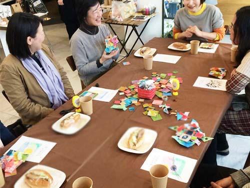 アートワークカフェ・グループセッション