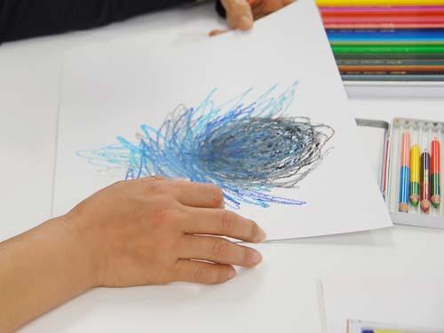 アートセラピストが提案する すぐに使える「カウンセリング技法講座」風景4