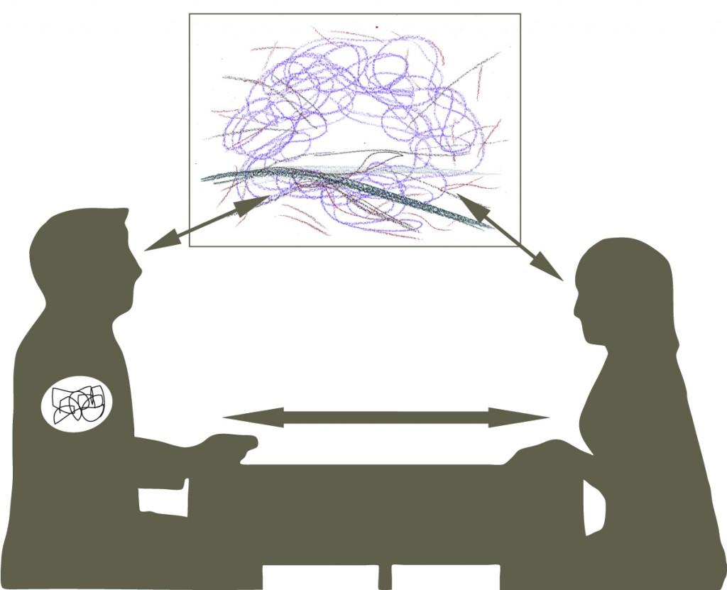 カウンセリング図